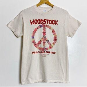 Gildan Woodstock 69 Graphic T Shirt